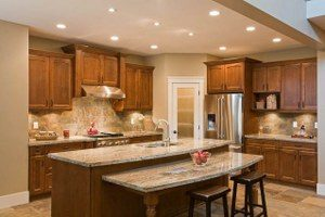 Why Does Kitchen Island Height Matter Rta Kitchen Cabinets